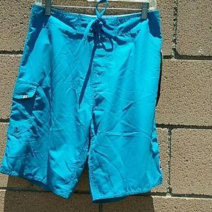 Mens Swim Board Shorts Size 30
